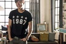 "Lee Min Ho ""CF Bench 2012-2014"""