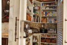 b. storage room