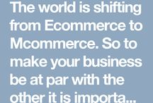 The shift from Ecommerce to Mcommerce