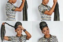 Fashion - Head scarves