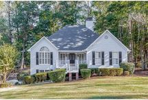 Cherokee and Cobb County Homes / Check out what both Cherokee and Cobb counties have to deliver!