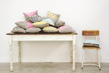 GRAPHIC MOOD COLLECTION 2013 / HELLOPILLOW shop.hellopillow.fr