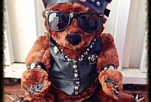 TOXIFIED Leather Bears