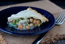 Freezer meals / by Elizabeth Postak