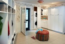 Mudroom & Laundry / Interior Design  / by Gail Silveira