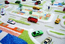 3D Play Rugs / Children's Play Rugs perfect for any nursery