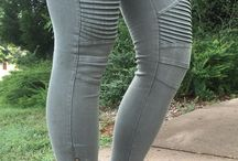 Blue Jean Baby / Throw on our Eleven Oaks' jeans and jeggings for easy comfort while still looking stylish!