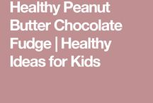 Healthy Snacks / Yum