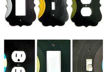 45 record crafts