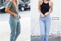 Jeans retrô
