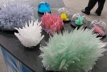 crystals / by Martha Sue