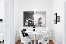 Dining Area / mix of inspirations
