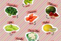 Legumes saudaveis