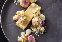 Dessert tallerkenen