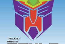 TFYLP Episode Pics / Pics relating to episodes of Transformers for Your Listening Pleasure.