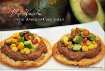 Vegetarian Appetizers / Satisfying veggie appetizers with so much punch that even meat-eaters will love them.