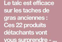 TALC BIENFAITS