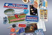 Buisness - Your Branding Stickers / Stickers are a general term that applies to virtually any sticky material / media.  Some people refer to wall stickers as wall decals, sticky wall art, or even vinyl wall decals and vinyl wall stickers. We easily interchange between all these terms but they are all essentially the same thing. The main difference is the material used for indoor wall stickers and outdoor wall stickers......
