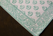 Table Linens Design  / French Country Placemats - Table Linens Design - Placemats and Napkins
