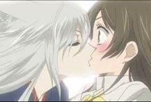 Tomoe and Nanami ♡♡