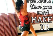 Fitness/Health / by Cadence Giddings
