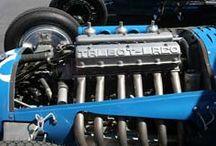 EQUIPES F1 1951- CAMPEÃO JUAN MANUEL FANGIO Alfa Romeo 159 'Alfetta' / Equipes principais no ano de  1951 f1 e o piloto campeao mundial argentino Juan Manuel Fangio.