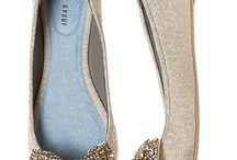Shoe style...