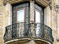 Balcones Pintorescos