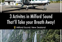 New Zealand Travel Ideas / New Zealand travel blogs and tips