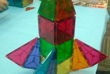 Magna-Tiles Makerspace / Magna-Tiles at the Library