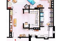 FLOOR PLANS / FLOOR PLANS FROM MOVIES