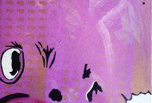 Maleri / Farver er fantastiske, findes i alles øjne.