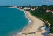 Praias da Bahia / A Bahia tem o maios litoral do Brasil