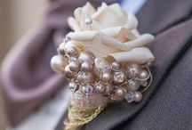 boutonniere flower crown