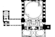 Geç Dönem Osmanlı Mimari Planları