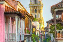 Colombia + Bahamas