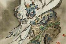 Japanesse gods