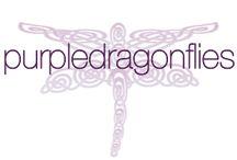 purpledragonflies / photo art