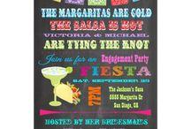 ERIN'S FIESTA PARTY! / by Hailey Grimm