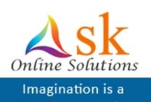 Ask Online solutions / Ask Online Solutions - Web Design and Development company. Developed Mobile App, Responsive Website Design,