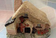 David Winter's cottages
