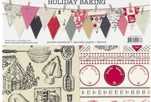 Trend Collection- Holiday Baking