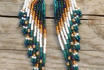 Seed beads - other projects