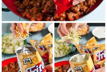 Party Food / Great food for parties, reunions and family gatherings