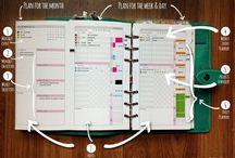 Diáře, plánovače, deníky