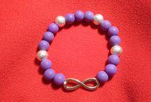 Beaded bracelets / info:  koralnaramky@gmail.com http://www.sashe.sk/Coralbracelett