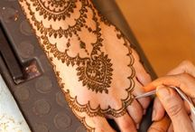 Henna Party / Inspiration for my henna party