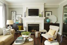 Home design  / by Leanne Walker