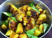 Aloo Fry / Potato Fry | South Indian Samayal Recipes