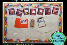 Bulletin Boards and Classroom decor / by Robyn Brown